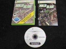 XBOX 360 : NINJA BLADE - Completo, ITA !