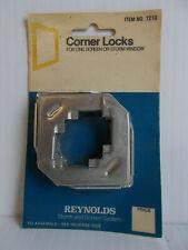 Reynolds Screen or Storm Window Corner Locks # 7210