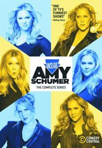 INSIDE AMY SCHUMER THE COMPLETE SERIES DVD New !!