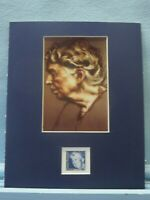 Eleanor Roosevelt honored by her own stamp