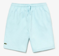 Lacoste Fleece Tennis Shorts # GH2136 51 240 Red Men SZ S 2XL