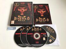 Diablo II 2 + Expansion Set - PC - FR - Avec Notice
