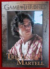 GAME OF THRONES - Season 6 - Card #85 - TRYSTANE MARTELL - Rittenhouse 2017