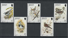 Elizabeth II (1952-Now) Birds Jersey Regional Stamp Issues