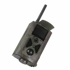 Hc500m Hd Gsm Mms Gprs Sms Control Scout Infrarrojo Trail Caza Cámara #i