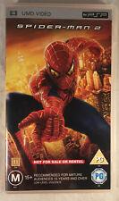 SPIDER-MAN 2 PSP UMD VIDEO