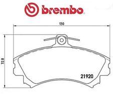 P54022 Kit pastiglie freno, Freno a disco (MARCA-BREMBO)