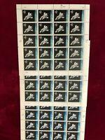 US Postage Space Stamps Face Value MNH OG