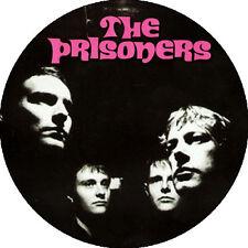 CHAPA/BADGE THE PRISONERS . pin button james taylor graham day head coats garage