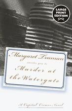 Murder at the Watergate: A Novel (Random House Large Print)