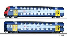 HS  Tillig 70005 Doppelstockwagenset S-Bahn Zürich der SBB in Sp HO