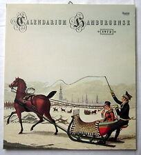 CALENDARIUM HAMBURGENSE - Ein Topographikon Kalender von 1972