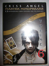 Master Mindfreaks by Criss Angel Volume 6