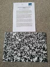 Promo Brochure & Press Info for DURAN DURAN Ltd Edition Book CARELESS MEMORIES