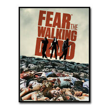 Fear The Walking Dead-6 TV Series Silk Canvas Poster Print 24X32 inch