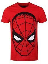 Marvel Comics Spider Man T-shirt XL Mens Official Red