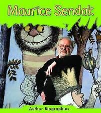 Maurice Sendak (Author Biographies),Guillain, Charlotte,New Book mon0000057035