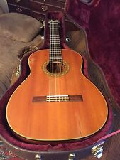 1984 K. Yairi Classical Guitar with case, Rare, Japan