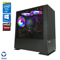 Onfite Gaming Desktop PC: Intel Core i5 3.2GHz@RX 560 4GB DDR5@Fortnite 120FPS