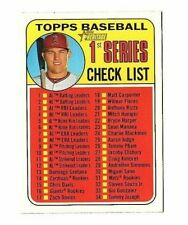 2018 Topps Heritage Mike Trout 1st Series Checklist #57