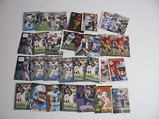 LOT OF 30 JOHNNIE MORTON CARDS