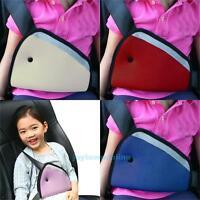 Car Baby Kids Safe Fit Seat Belt Strap Adjuster Harness Clip Children Safe Cover