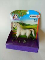 Schleich WHITE ARABIAN MARE Horse 13761 Animal figure 2013 Retired ! Horse Club