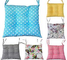 Polyester Polka Dot Garden & Patio Furniture Cushions