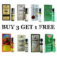 Al Rehab 6ml Attar Oil Perfume Fragrance Roll On Alcohol Free BUY 3 GET ONE FREE