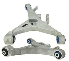 New Pair Set 2 Rear Lower Control Arms Mevotech For Lincoln LS Jaguar S-Type