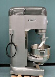 HOBART, 80QT Dough Mixer - # M802  Bakery Machine