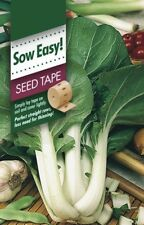 Pak Choi Seed Tape -Easy to grow, fast maturing Asian green