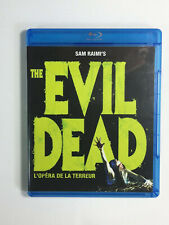 The Evil Dead (Blu-ray Disc, 2010) Bruce Campbell