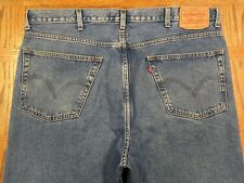LEVIS 550 RELAXED FIT VINTAGE CLASSIC JEANS ACTUAL 42 x 32 Tag 40 x 32 BEST H56
