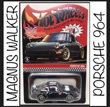 Hot Wheels PORSCHE 964 Magnus Walker Urban Outlaw Limited Edition Without Figure