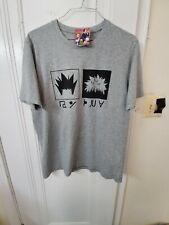 Uniqlo 2019 MANGA UT Hunter x Hunter T-Shirt Graphic Print Tee Gray (US SELLER)