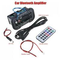 Bluetooth Digital Amplifier Board 30W Audio Amplifiers With USB dac FM Radio Kit