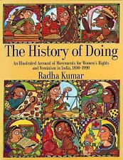 The History of Doing: The Women's Movement in India by Kumar, Radha