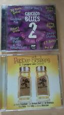 "PEPPER SHAKERS Labelsampler: ""Pepper Cake"" & V.A.""CHICAGO BLUES 2"" (2x2CD) MINT"