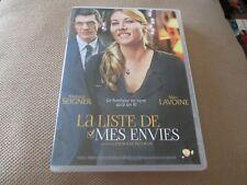 """DVD """"LA LISTE DE MES ENVIES"""" Mathilde SEIGNER, Marc LAVOINE"""