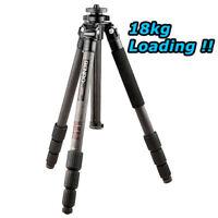 Benro C3580T Kohlefaser Kamera Stativ Schwerlast 40 lb Tragfähigkeit