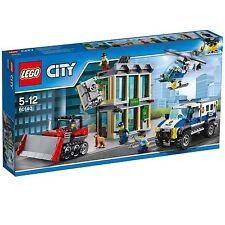 LEGO® City 60140 Bankraub mit Planierraupe NEU OVP_ Bulldozer Break-in NEW MISB