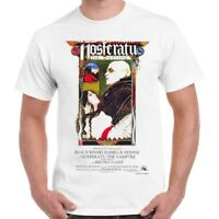 Nosferatu The Vampyre Movie 70s Retro T Shirt 829