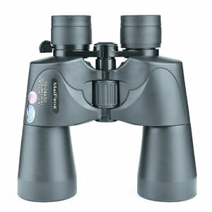 Zoom HD Outdoor Telescope 10-24X50 Powerful Binoculares Profesional for Hunting