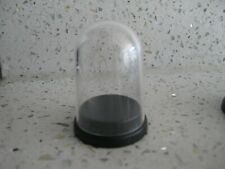 1/12TH SCALE DOLLS HOUSE JOB LOT OF 8 DOMES FOR VICTORIAN DISPLAYS OR SHOPS