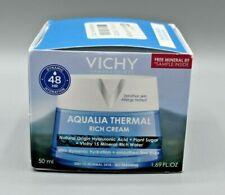 """Vichy Aqualia Thermal Rich Cream EXP 12/2022  """"NEW""""                       tub8"""