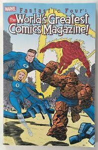 Fantastic Four The World's Greatest Comics Magazine Erik Larsen Marvel TPB 2018