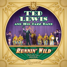 Ted Lewis - Runnin' Wild: The Early Years (1919-1926) [New CD]