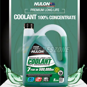 Nulon Concentrated Coolant 5L for FORD Ranger Spectron Taurus Telstar
