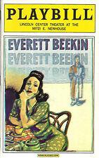 """Bebe Neuwirth """"EVERETT BEEKIN"""" Marcia Jean Kurtz / Robin Bartlett 2001 Playbill"""
